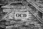 Obsessive Compulsive Disorder Word Collage